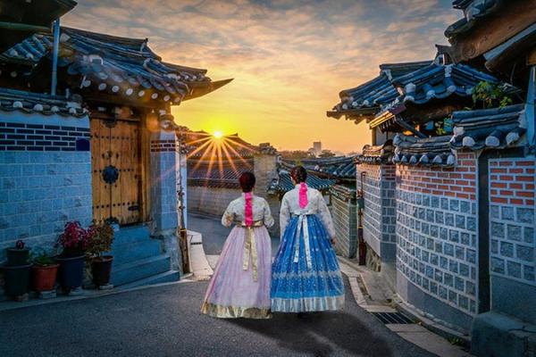 Spot keren di Korea